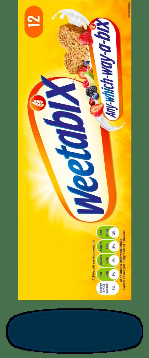 Cereals - Weetabix 10 x 12 packs