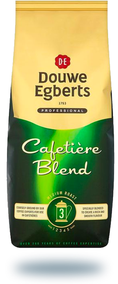 Coffees - Dowe Egberts Cafetiere Blend