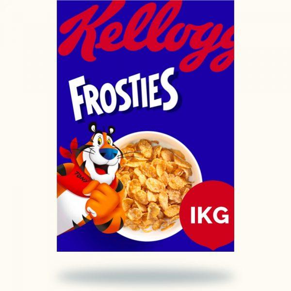 Cereals - Kellogs Frosties 1KG