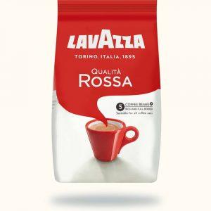 Coffee - Lavazza Qualità Rossa Coffee Beans 1kg